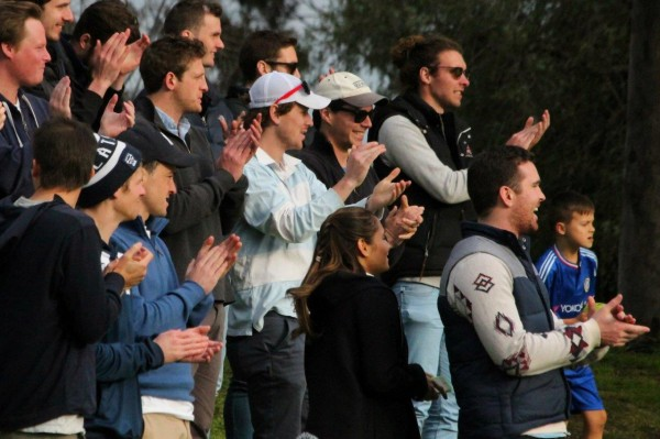 Crowd Behaviour Reminder: A Message from the VAFA