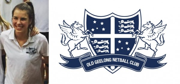 Ally Kirkwood to head up the Old Geelong Netball Club