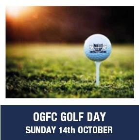 OGFC GOLF DAY - SUNDAY 14th OCTOBER
