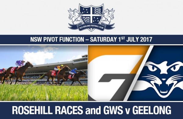 NSW OGFC Pivot Function - Sat 1st July