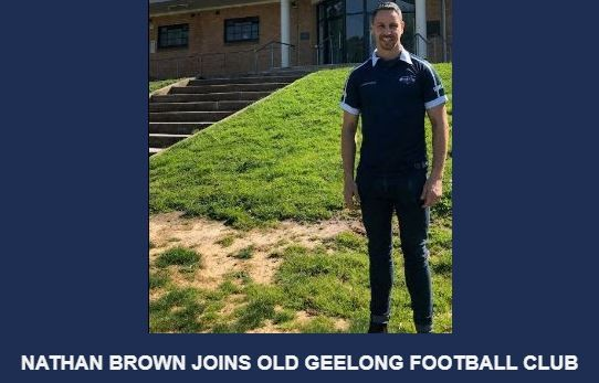 NATHAN BROWN JOINS THE OGS