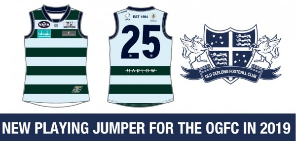 NEW PLAYING JUMPER FOR THE OGFC