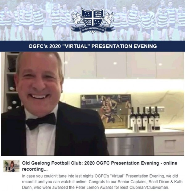 2020 OGFC PRESENTATION EVENING (Recording)