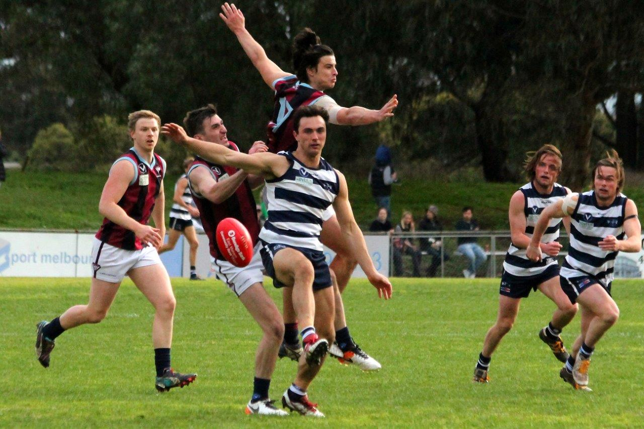 Match Report: Preliminary Final 2016