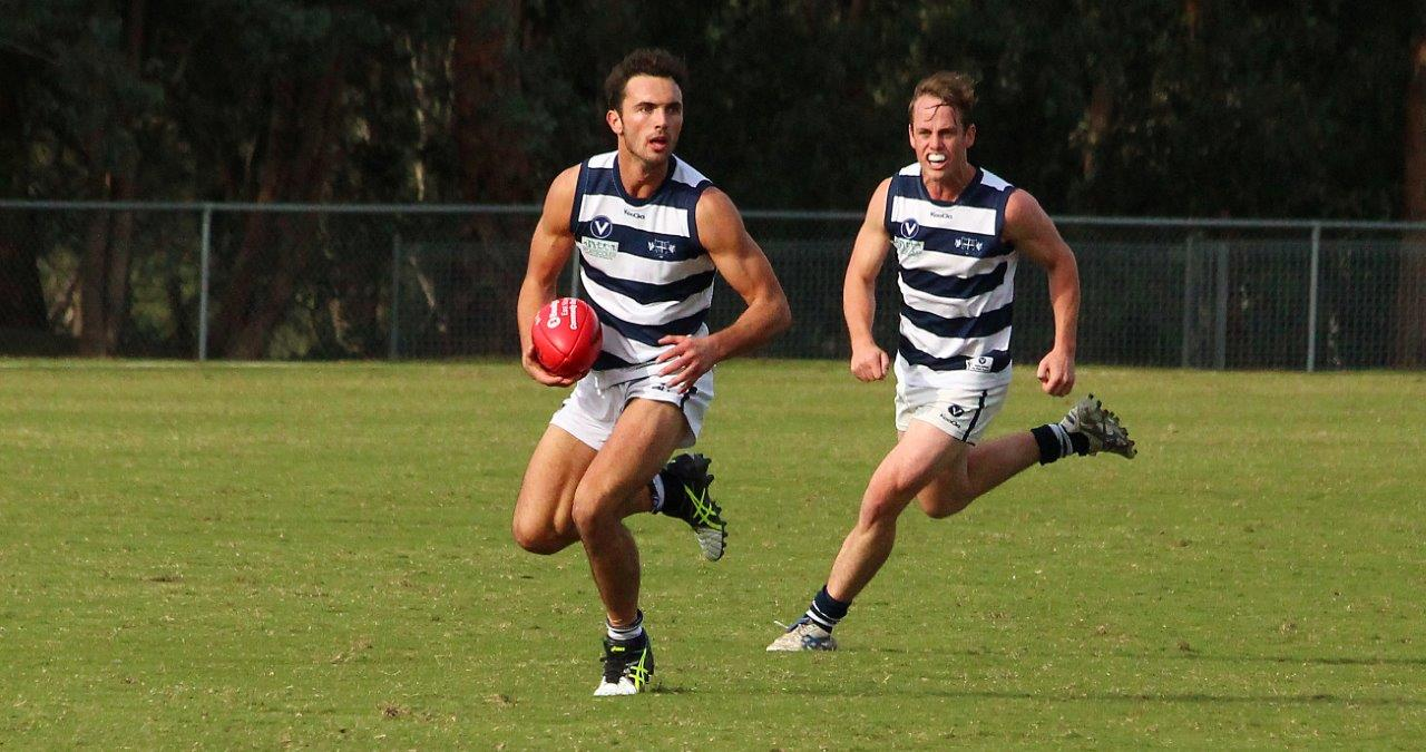 George Burbury named in VAFA Big V Squad