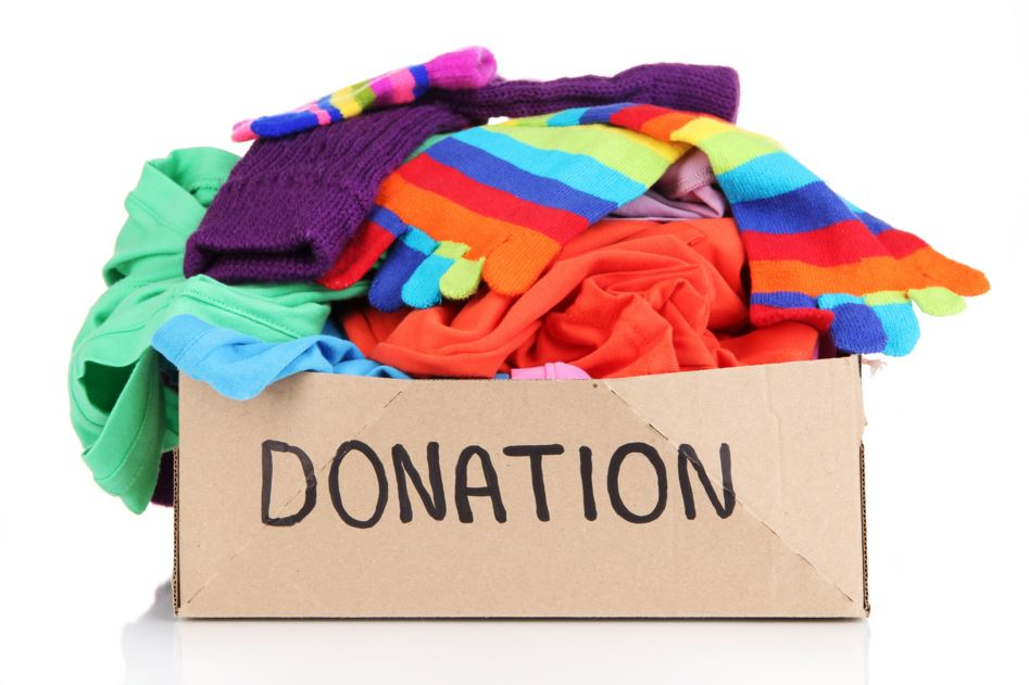 Annual clothing drive begins 28th May