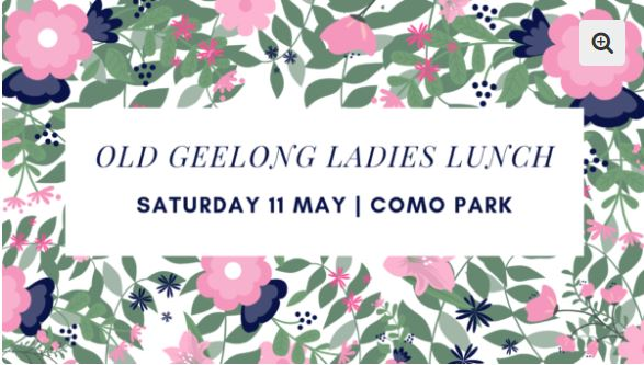 OGFC LADIES LUNCHEON - MAY 11th