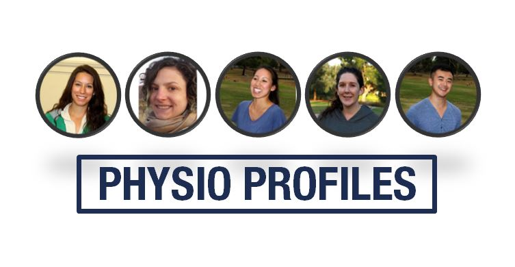 Faces Around the Club: Physios