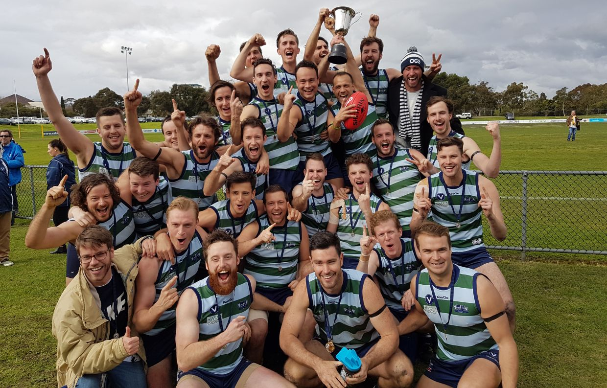 OGs come from behind to claim 2016 Club XVIII premiership