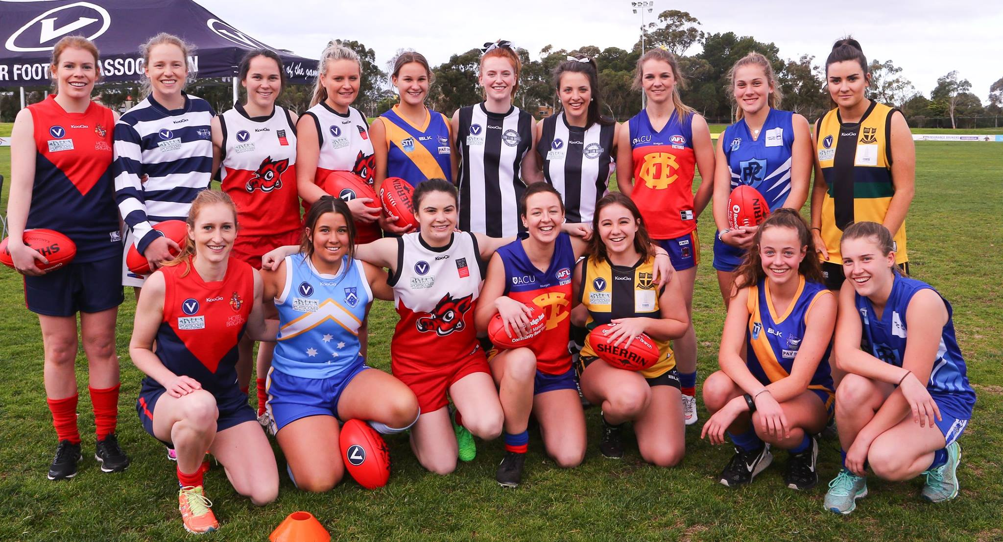VAFA launches 2017 women's league