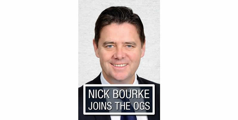 Nick Bourke appointed Director of Football
